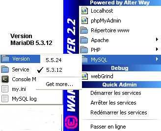 TÉLÉCHARGER WAMPSERVER (32 BITS PHP 5.4 2.4